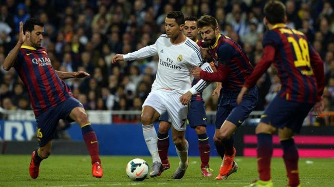 Barcelona beats Real Madrid