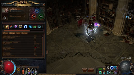 Balance-Between-Ranger-4 Playing Insert Random Ranger Build To Be Efficient in Path of Exile